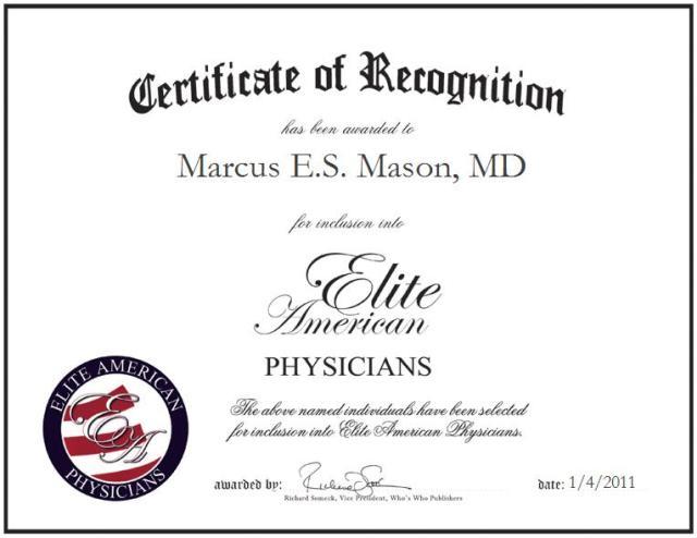 Marcus Mason