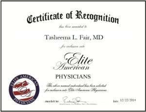 Tasheema L. Fair, MD