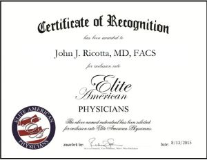 John J. Ricotta, MD, FACS