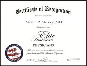 Steven P. Mickley, MD
